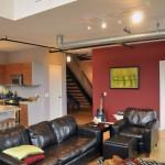 Troy Street Loft Interior