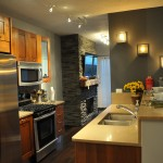 The Fifth 1002 - Kitchen Area