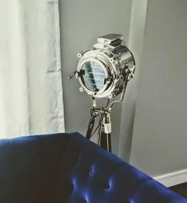 Loft Lighting - Modern Vintage Searchlight